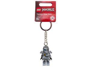 ninja zane titanium lego 851352 ninjago