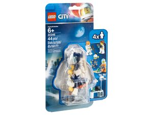 pacchetto di minifigure lego 40345 city