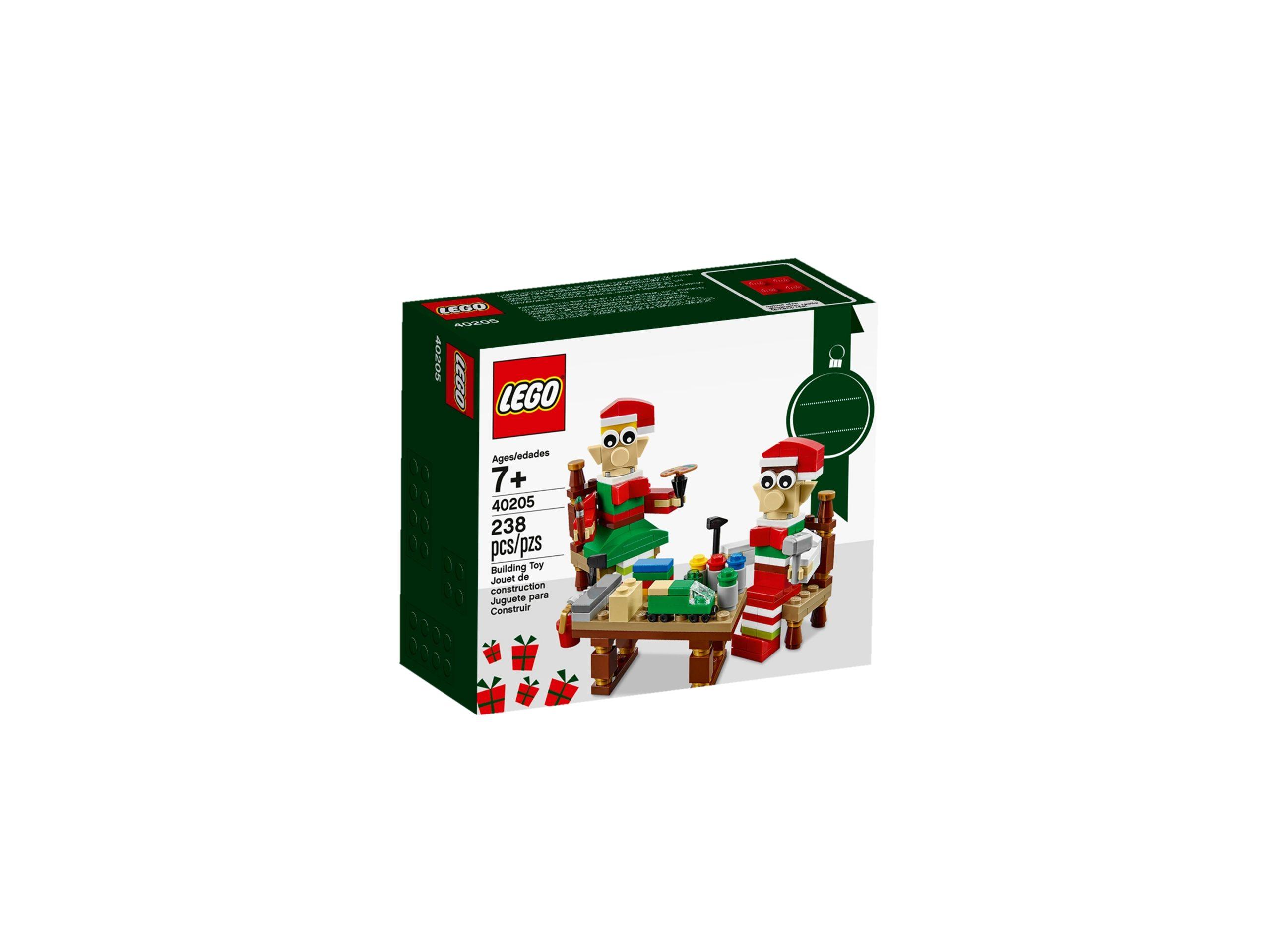 piccoli aiutanti elfi lego 40205 scaled