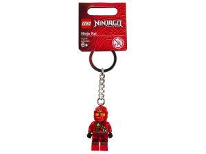 portachiavi del ninja kai lego 851351 ninjago