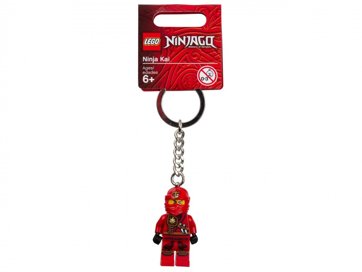 portachiavi del ninja kai lego 851351 ninjago scaled