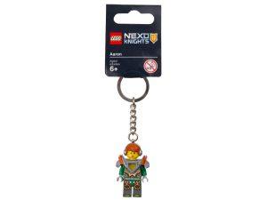 portachiavi di aaron lego 853685 nexo knights
