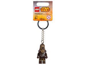 portachiavi di chewbacca lego 853451 star wars