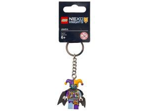 portachiavi di jestro lego 853683 nexo knights