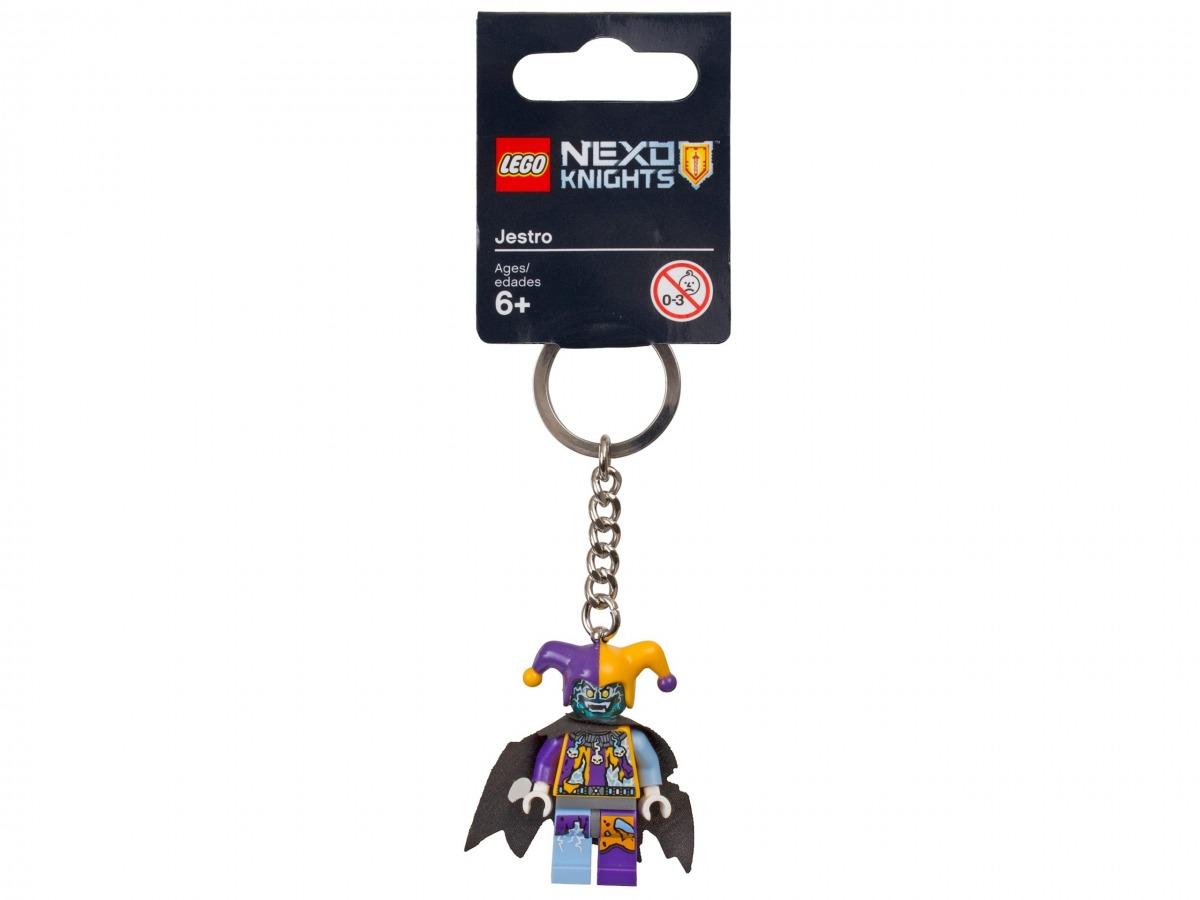 portachiavi di jestro lego 853683 nexo knights scaled