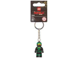portachiavi di lloyd lego 853698 ninjago movie