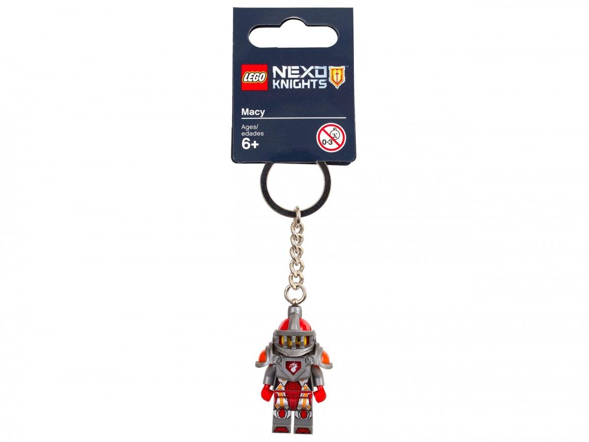 portachiavi di macy lego 853522 nexo knights scaled