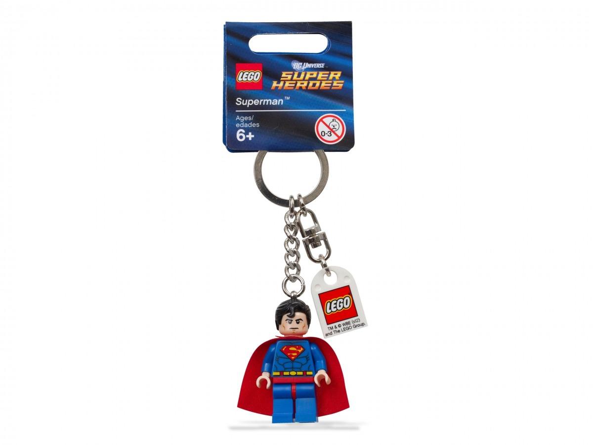 portachiavi di superman lego 853430 dc universe super heroes scaled