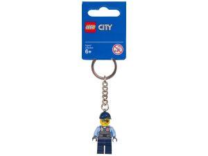 portachiavi guardia carceraria lego 853568 city
