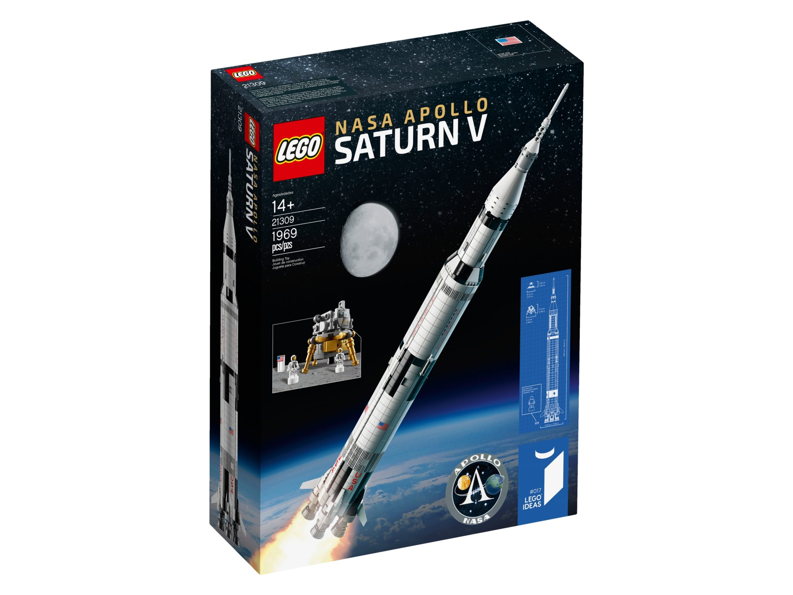 saturn v apollo lego 21309 nasa scaled
