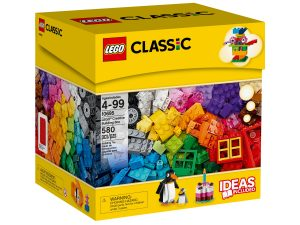 scatola creativa lego 10695