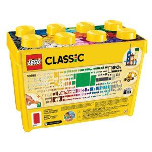 scatola mattoncini creativi grande lego 10698