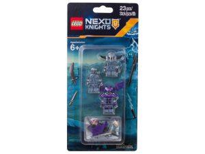 set accessori mostri di pietra lego 853677 nexo knights