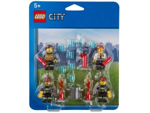 set accessori pompieri lego 850618 city