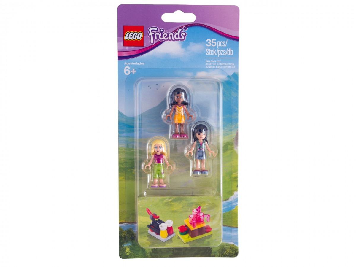 set campeggio mini doll lego 853556 friends scaled