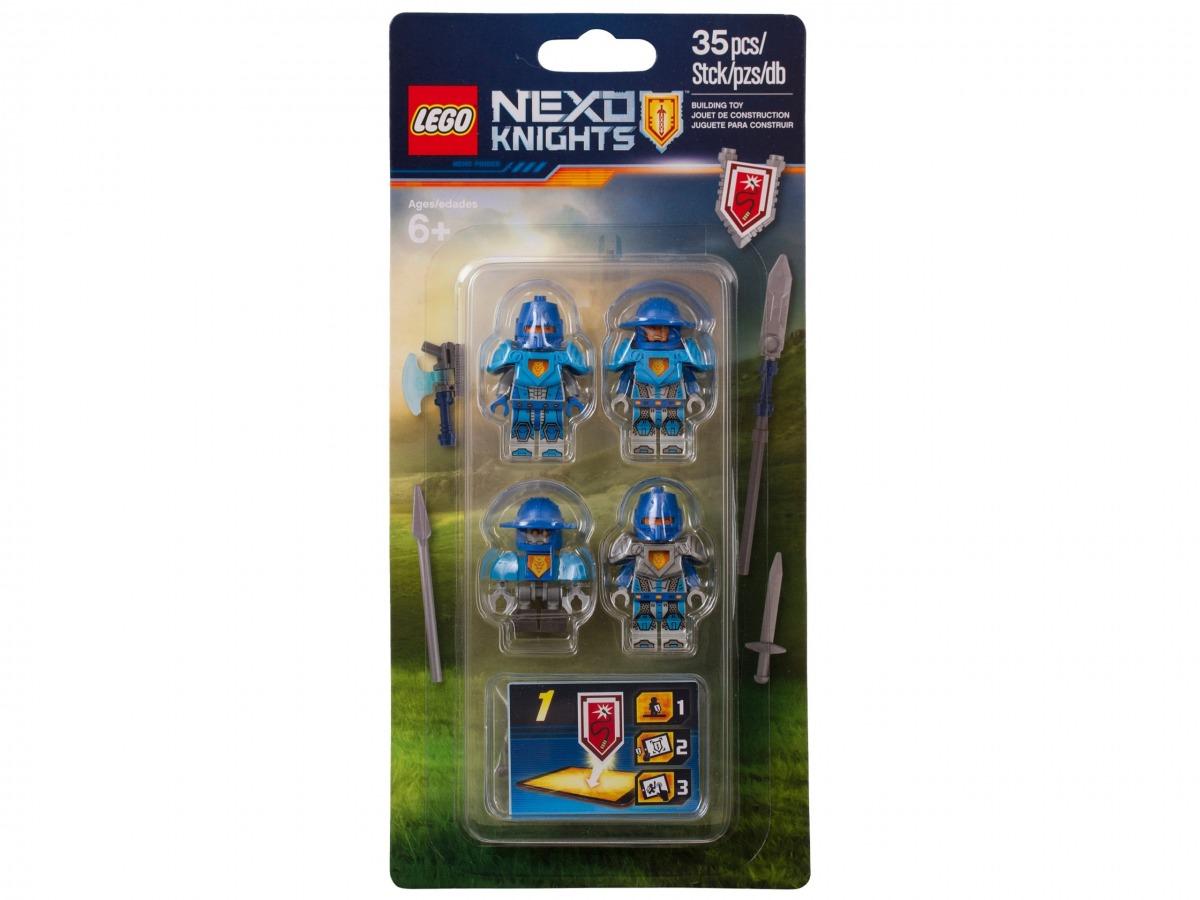 set esercito lego 853515 nexo knights scaled