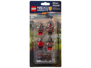 set esercito mostri di lava lego 853516 nexo knights