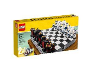 set scacchi lego 40174