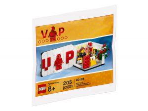 set vip lego 40178