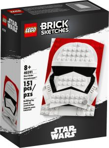 stormtrooper lego 40391 brick sketches