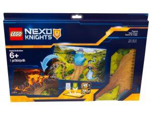 tappetino di gioco lego 853519 nexo knights