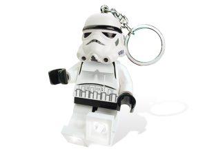 torcia portachiavi di stormtrooper lego 5001160