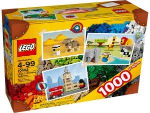 valigetta creativa lego 10682