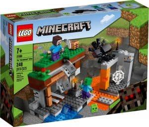 lego 21166 la miniera abbandonata