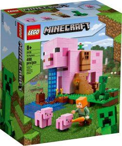 lego 21170 la pig house