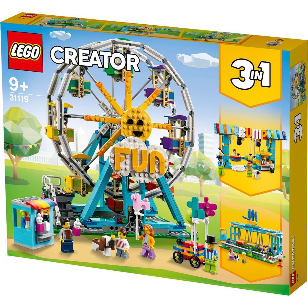 LEGO 31119 Ferris Wheel - 20210502