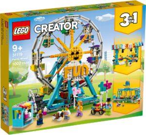 LEGO 31119 Ruota panoramica - 20210517