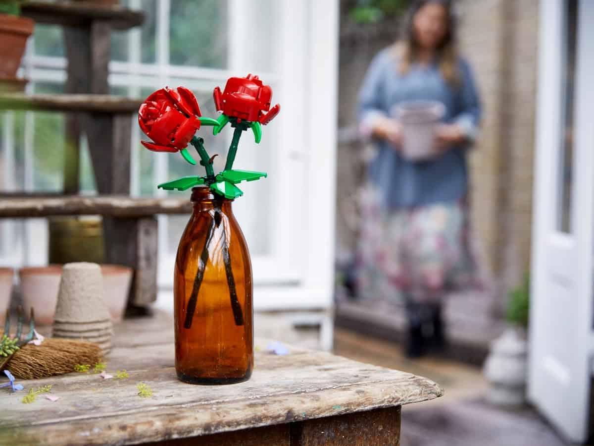 lego 40460 rose