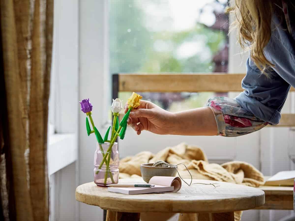 lego 40461 tulipani