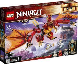 LEGO 71753 Fire Dragon Attack - 20210502