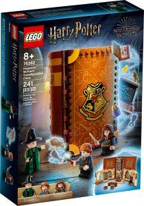 lego 76382 lezione di trasfigurazione a hogwarts