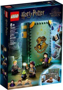 lego 76383 lezione di pozioni a hogwarts