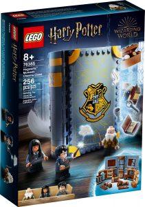 lego 76385 lezione di incantesimi a hogwarts