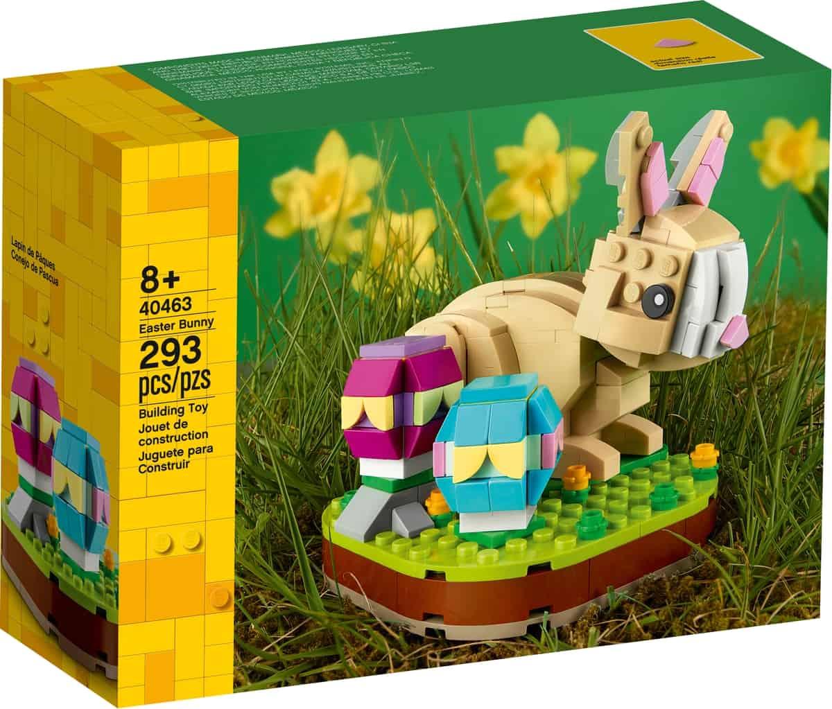 lego 40463 coniglietto di pasqua