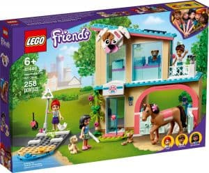 lego 41446 la clinica veterinaria di heartlake city