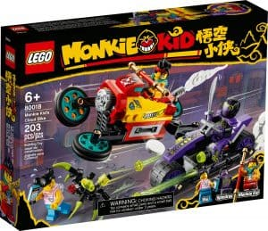 lego 80018 cloud bike di monkie kid