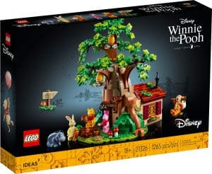 lego 21326 winnie the pooh
