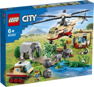 LEGO 60302 Wildlife Rescue Operation - 20210502