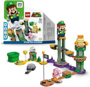 LEGO 71387 Super Mario Adventures with Luigi