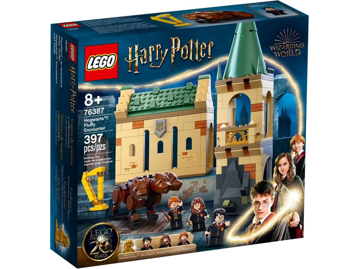 lego 76387 hogwarts incontro con fuffi