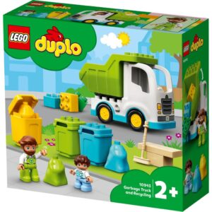 LEGO 10945 Garbage Truck and Recycling - 20210502