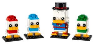 LEGO 40477 Dagobert Duck, Qui, Quo e Qua - 20210503