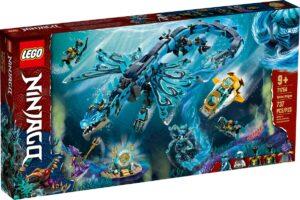 lego 71754 dragone dellacqua