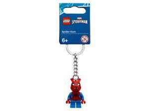 lego 854077 portachiavi spider ham