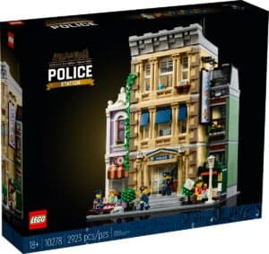 lego 10278 stazione di polizia