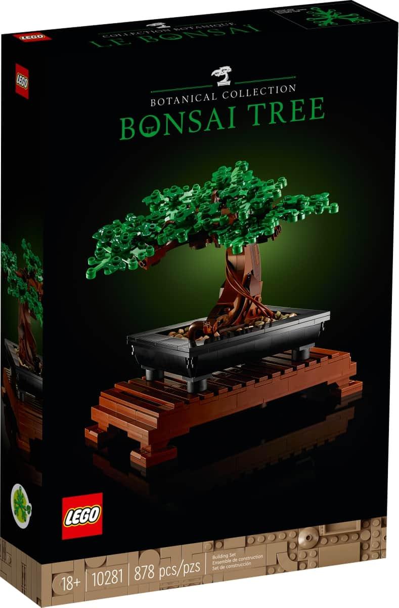 lego 10281 albero bonsai